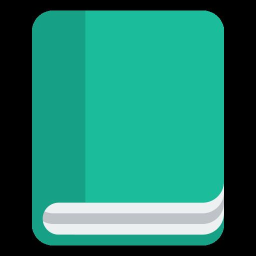 Book Icon Small Flat Iconset Paomedia