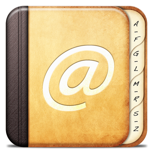 Misc Adress Book Icon Free Download As Png And Icon Easy
