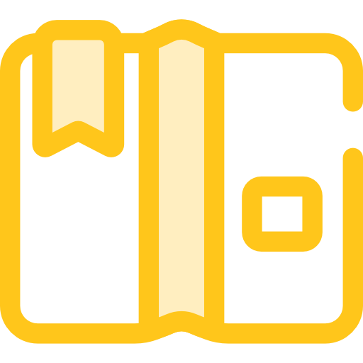 Open Book, Book, Books Icon