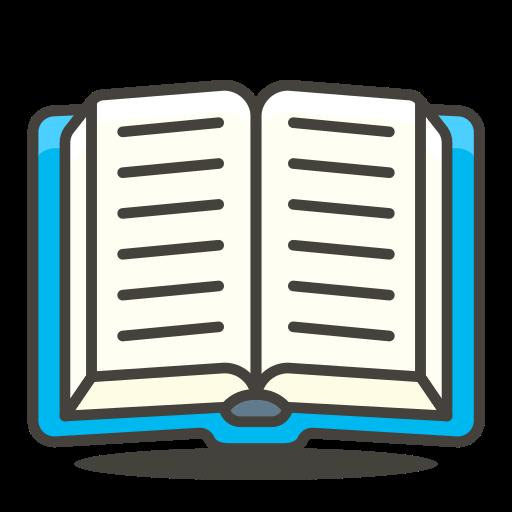 Open, Book Icon Free Of Free Vector Emoji