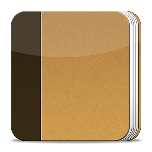 Book Brown Icon