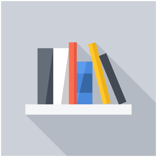 Shelf, Books Icon Free Of Books Reading Icons