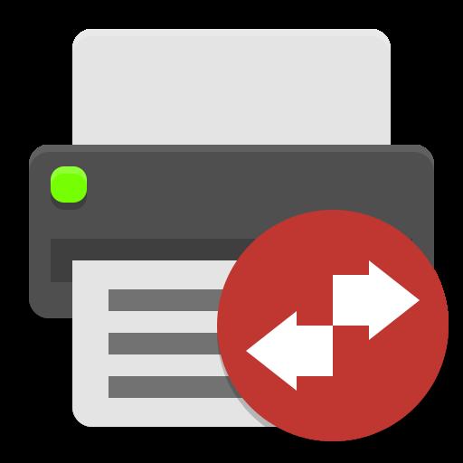 Boomaga Icon Papirus Apps Iconset Papirus Development Team