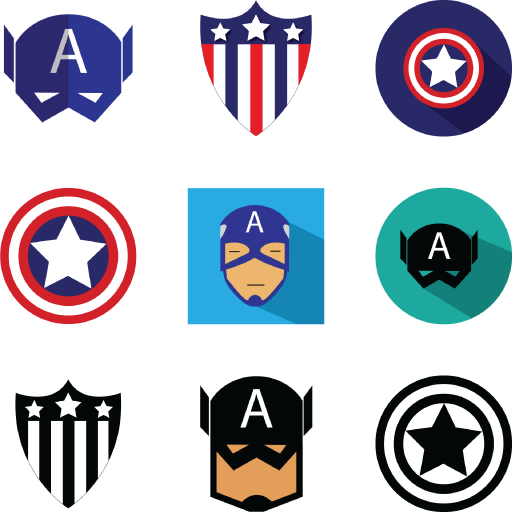 Captain America Icon Pack Like It Icon Pack, Buick Logo
