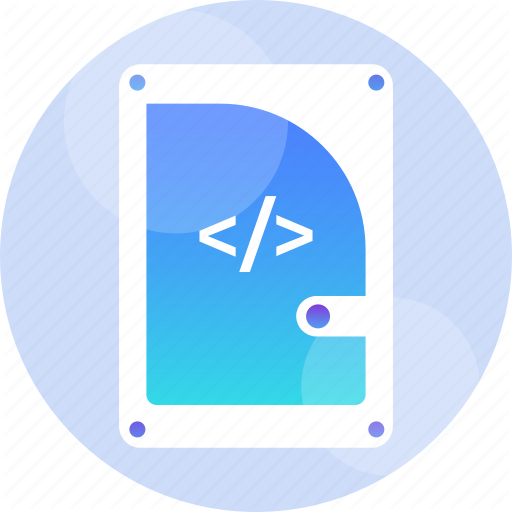 Bootc Coding, Computer, Data, Hardrive, Pc, Technology Icon