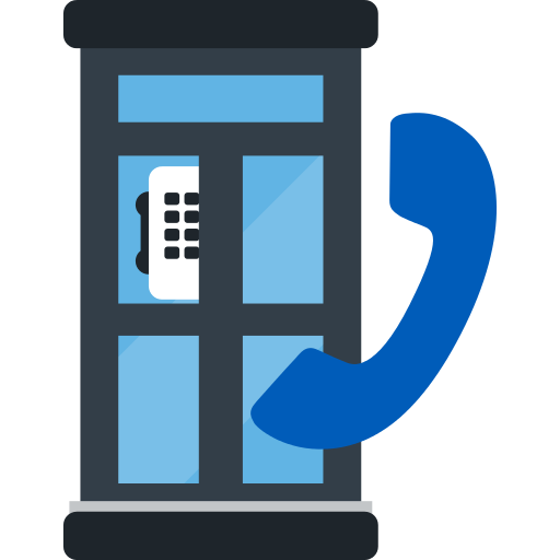 Phone Booth Png Icon
