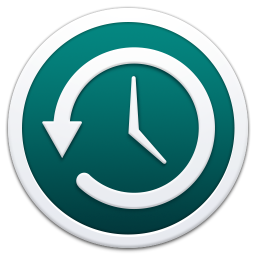 Apple Timemachine Border Icon Smooth App Iconset Ampeross