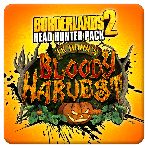 Borderlands Tk Baha S Bloody Harvest Icon