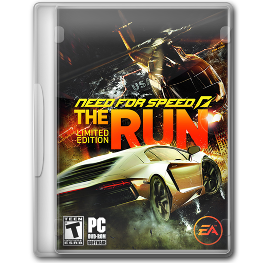 Need For Speed The Run Limited Edition Icon Free Download As Png