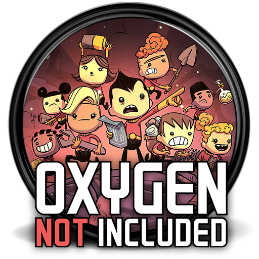 Oxygen Not Included Icon Game And Program Icons
