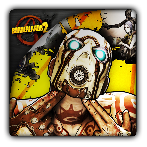 Pictures Of Borderlands Icon