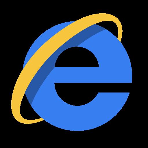 Internet Ie Icon