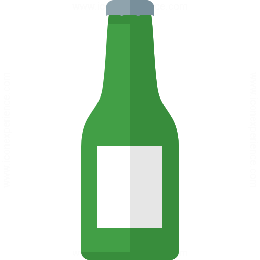 Iconexperience G Collection Beer Bottle Icon