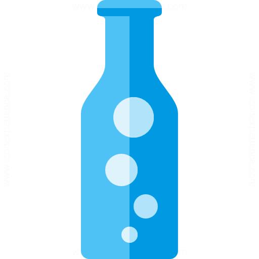 Iconexperience G Collection Bottle Bubbles Icon