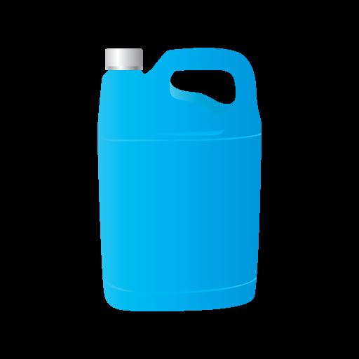Gallon, Janitor, Plastic Bottle Icon
