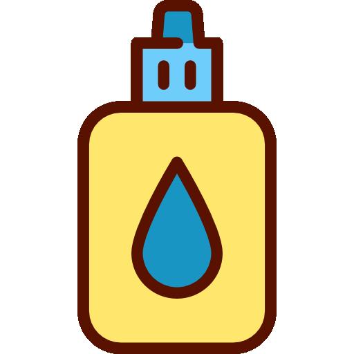 Bottle Shampoo Simple Icon