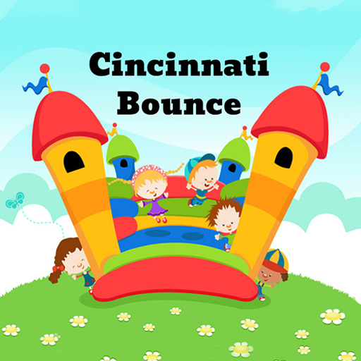 Cincinnati Bounce Provides The Best Bounce House Rentals