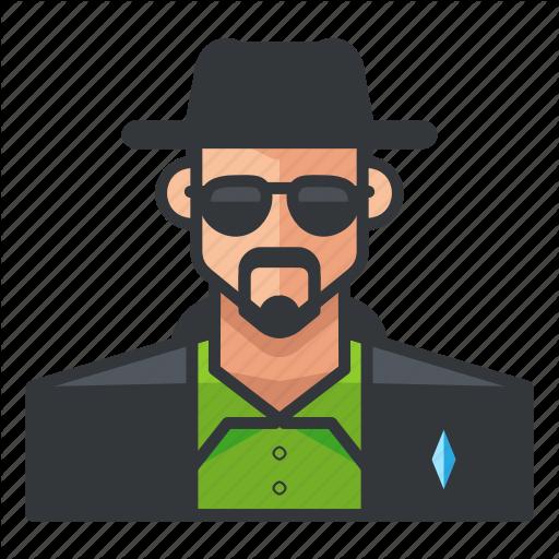 Avatar, Bounty, Hunter, Man, Profile, User Icon