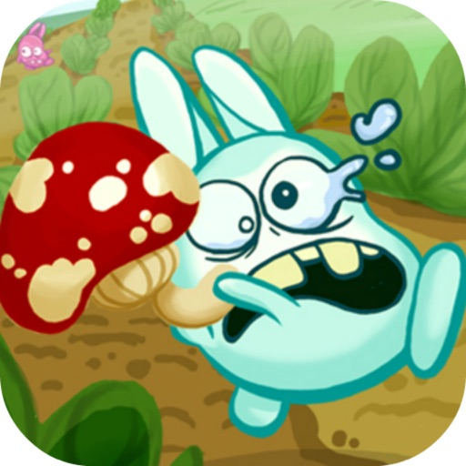 Bunny Bounty Smart Fairy Garden Guardian