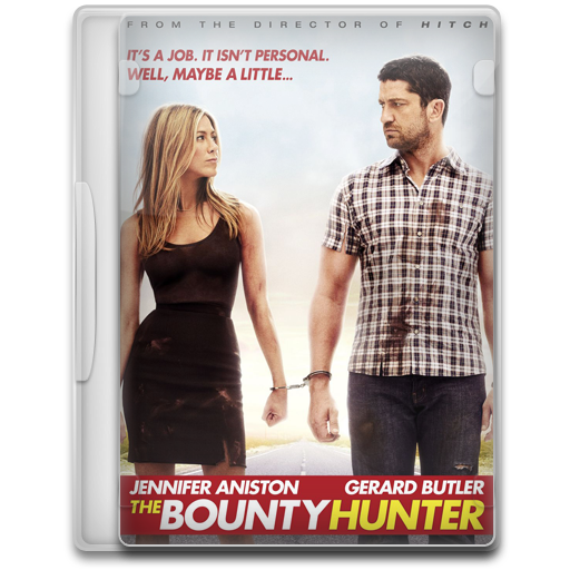 Covers, Cover, The, Bounty, Hunter, Movie, Movies Icon Free