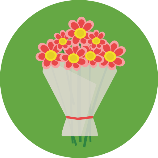 Bouquet Png Icon