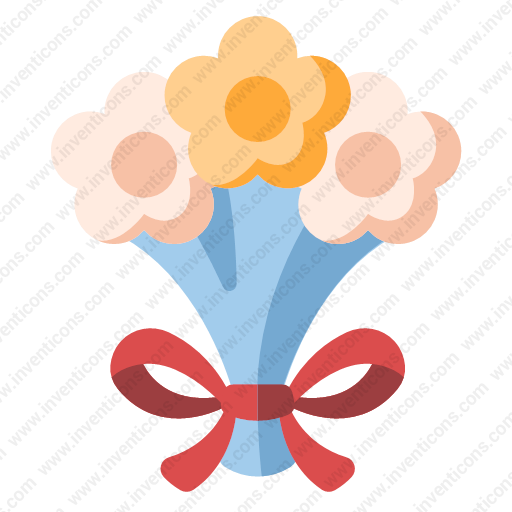Download Bouquet Icon Inventicons