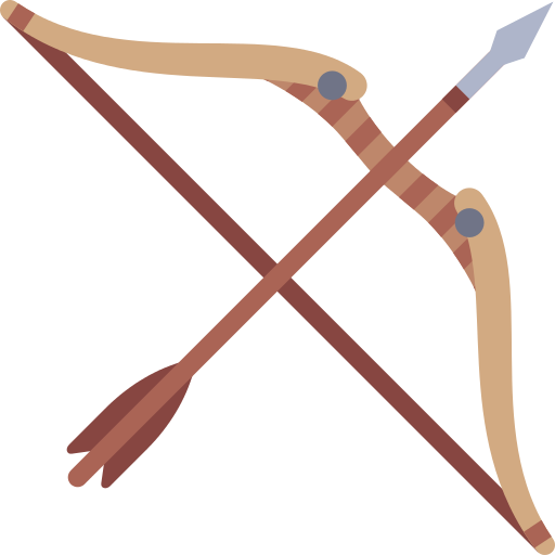 Cupid Archery Png Icon