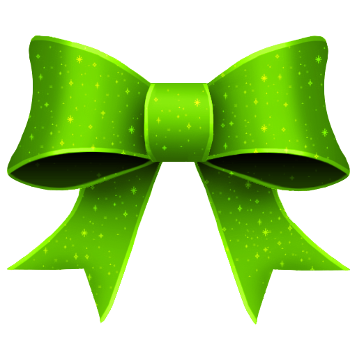 Green Bow Icon Download Free Icons