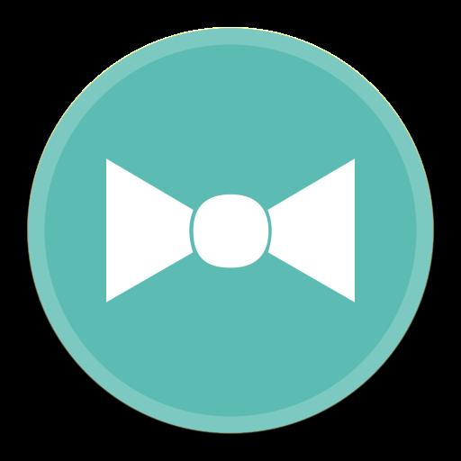 Bowtie Icon Free Of Button Ui
