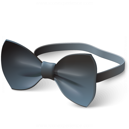 Iconexperience V Collection Bow Tie Icon