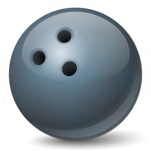 Iconexperience V Collection Bowling Ball Icon