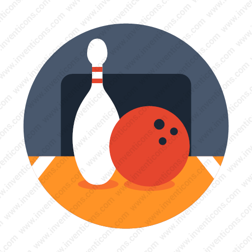 Download Bowling Icon Inventicons