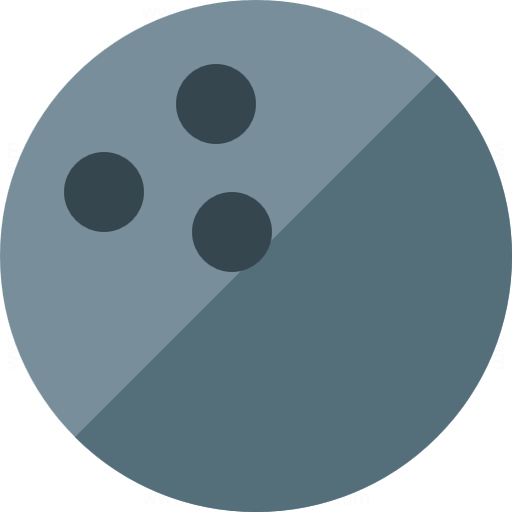 Iconexperience G Collection Bowling Ball Icon