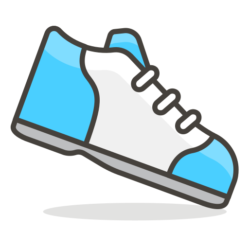 Shoes, Bowling Icon Free Of Another Emoji Icon Set
