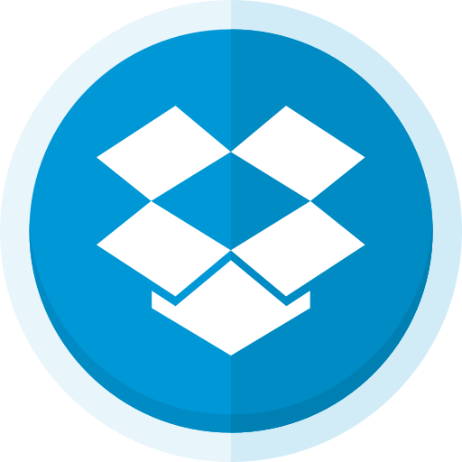 Dropbox Logo, Storage, Upload, Dropbox, Cloud Storage