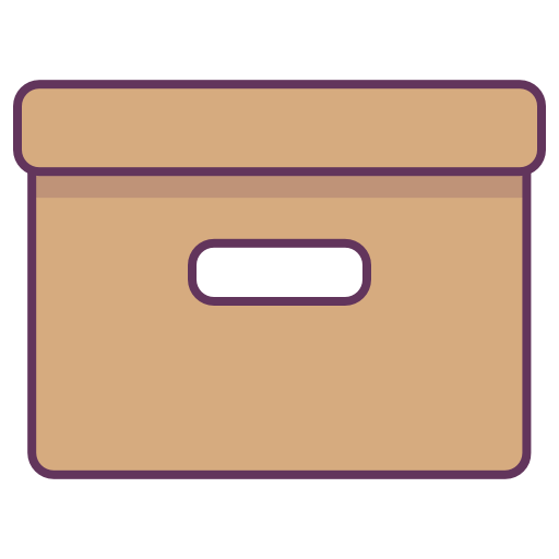 Box, Archives Icon Free Of Office Icons