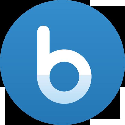 Box Icon Basic Round Social Iconset S Icons