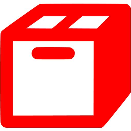 Red Box Icon