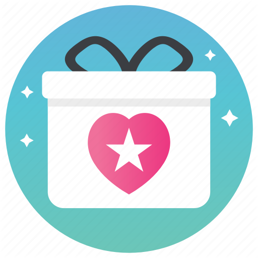 Birthday Box, Gift, Gift Box, Present, Surprise Box Icon