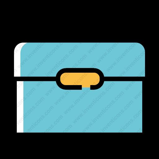 Download Stationery,box Icon Inventicons