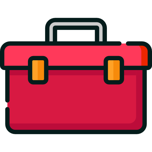Toolbox Vector Tackle Box Huge Freebie! Download For Powerpoint