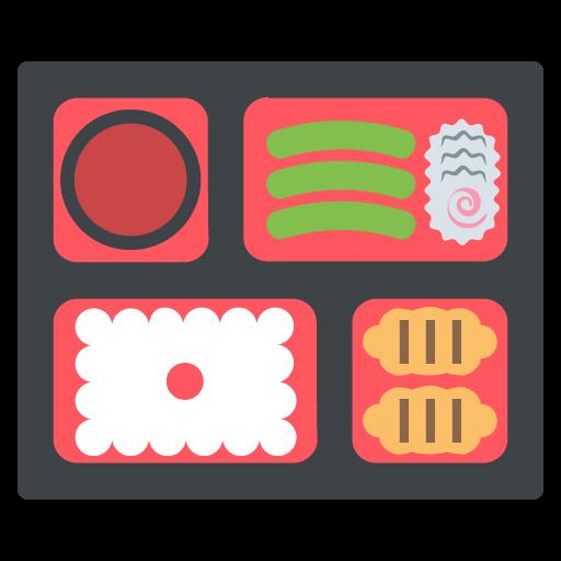 Bento Box Emoji Vector Icon Free Download Vector Logos Art