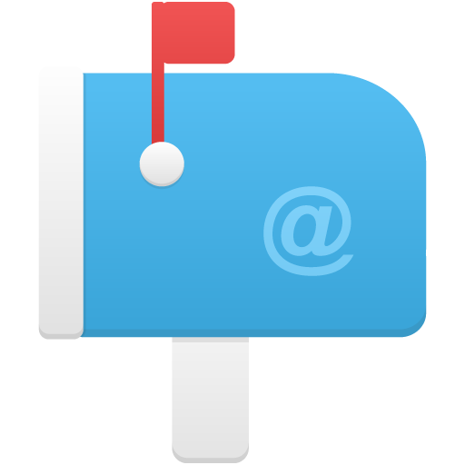 Icon Vector Mail Box