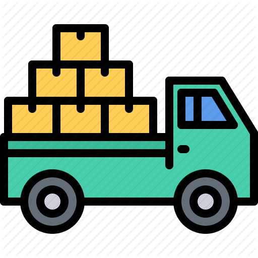 Box, Car, Courier, Purchase, Shop, Shopping, Truck Icon