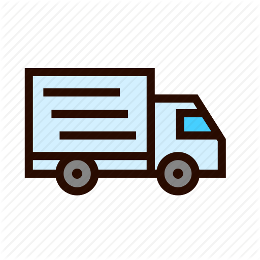 Box, Car, Delivery, Shipping, Supplay, Truck Icon