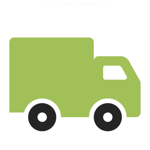 Delivery Truck Icon Iconexperience
