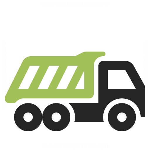 Dump Truck Icon Iconexperience