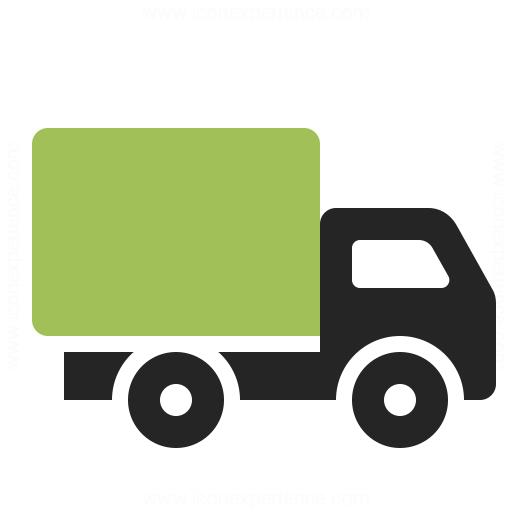 Small Truck Icon Iconexperience