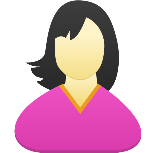 Woman Icon Flatastic Iconset Custom Icon Design