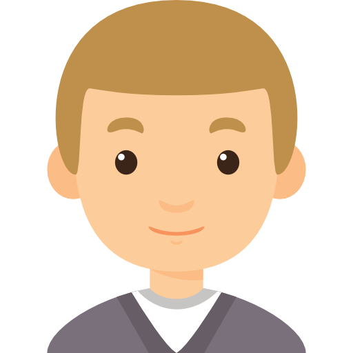 Profile, Avatar, Young, Man, User, People, Boy Icon